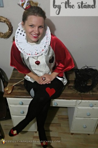 40 Impressive Diy Queen Of Hearts And Red Queen Costumes