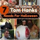 Top 7 Movie Character Costumes Tom Hanks Needs for Halloween