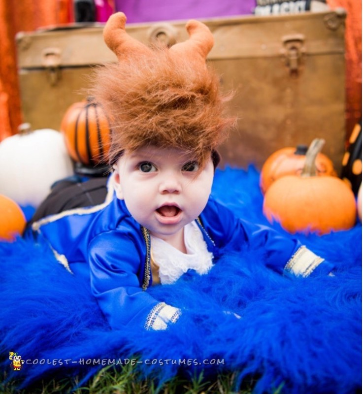 Halloween costume for baby boy
