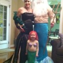 The Little Mermaid Halloween Costumes