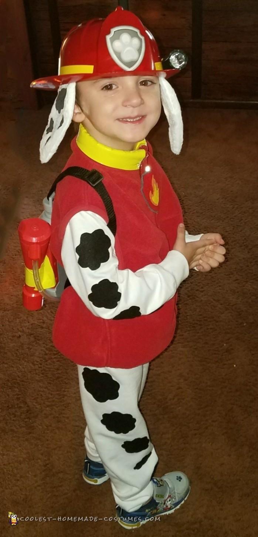 paw patrol child costume