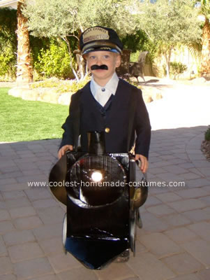 Polar Express Costume