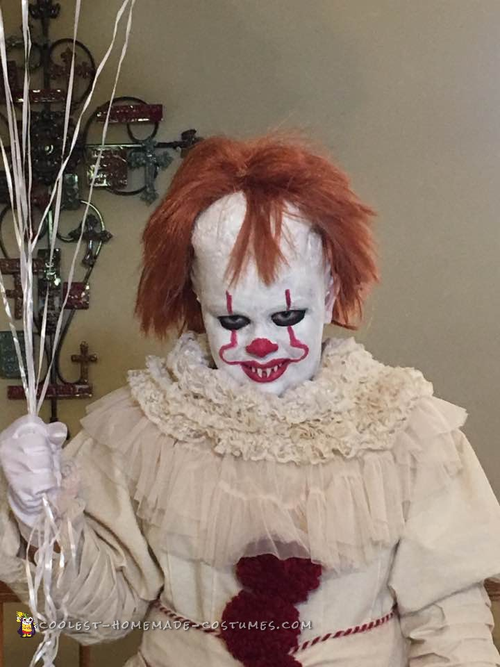 The Best Homemade Pennywise 60 Costume EVER Enchanting Pennywise Costume Pattern
