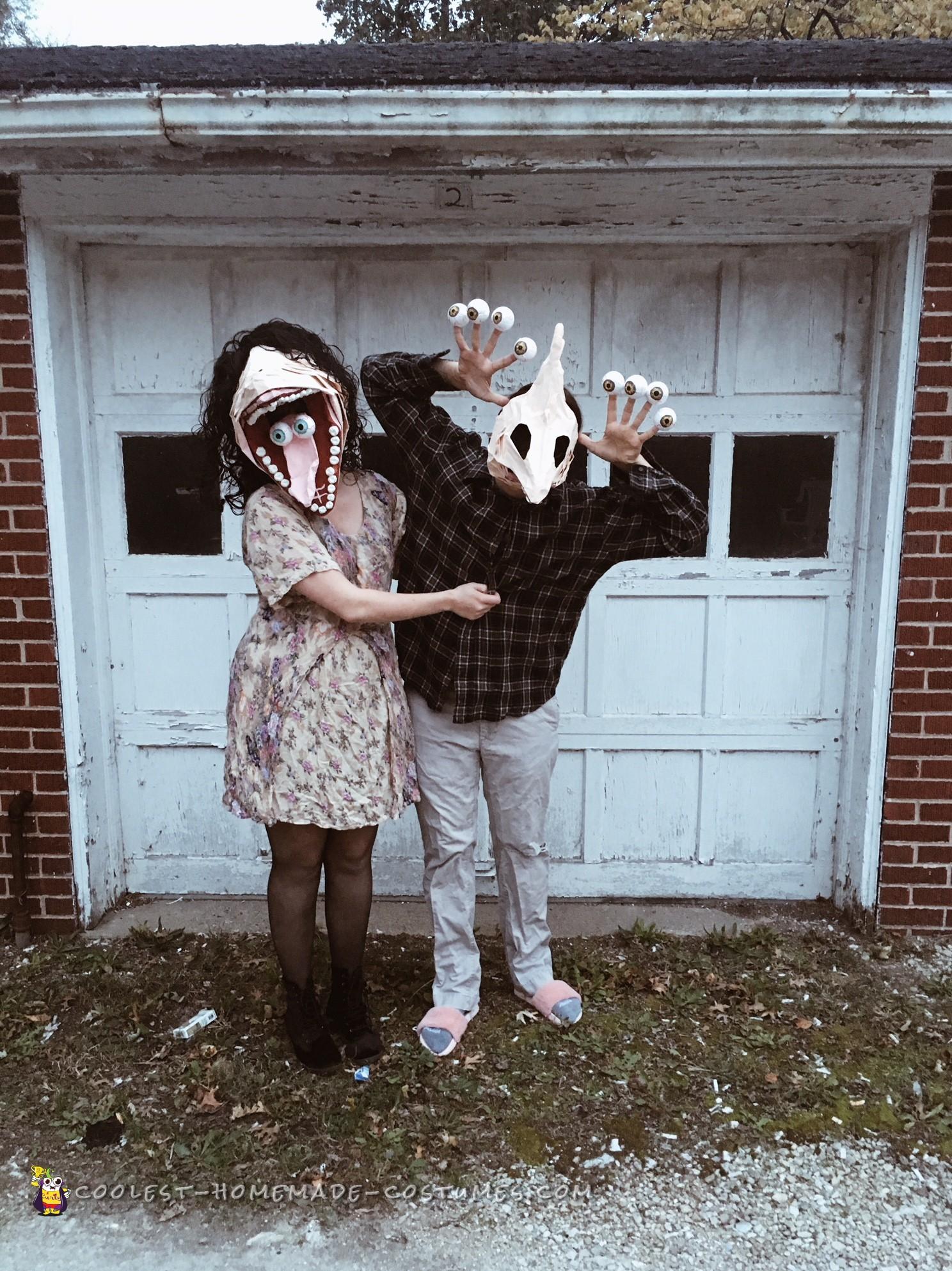 Beetlejuice Ghost Couple