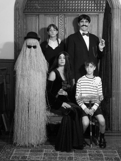 Classic rendition of The Addams Family Costumes