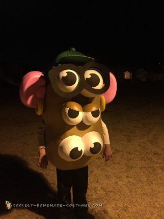 Coolest Mr Potato Head Family