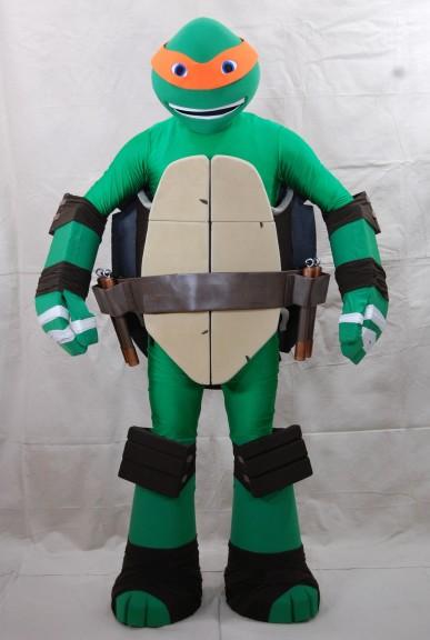 Teenage Mutant Ninja Turtle [Michelangelo]
