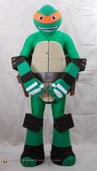Teenage Mutant Ninja Turtle [Michelangelo]