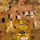 The Lady In Gold-Gustov Klimt