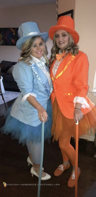 Dumb and Dumber Tuxedo TuTu Costumes
