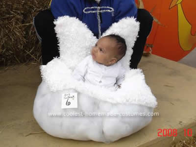 Baby Angel Costume