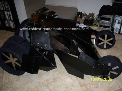 Batmobile Tumbler Costume