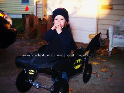 Batman Monster Truck Costume