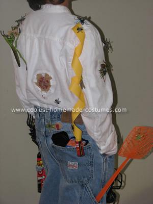 Campers Nightmare Costume