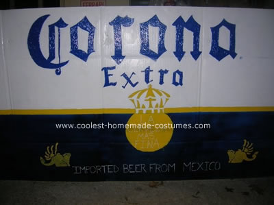 Corona 6 Pack Group Costume