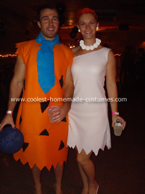Flinstones Costume