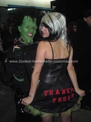 Frankie and Freak Costume