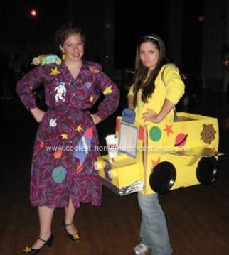 School Bus Costume