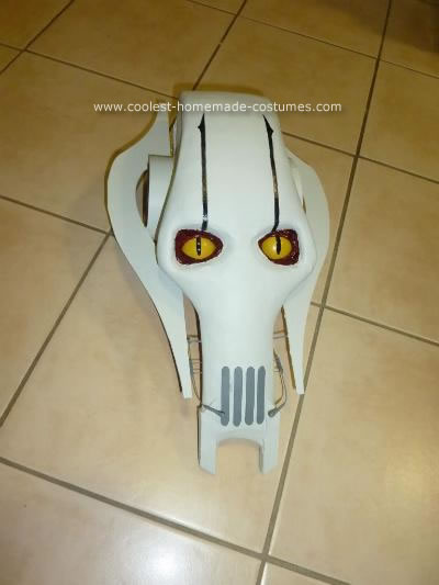 Homemade General Grievous Costume