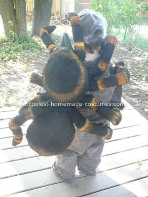 Insect Catcher Costume