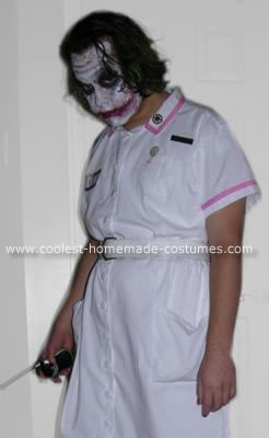 Joker Costume