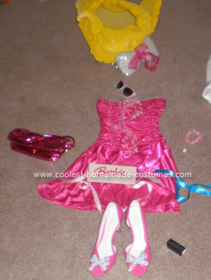 Ken And Barbie Costume