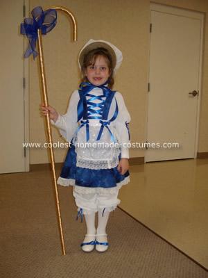 Little Bo Peep Costume