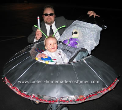 Men in Black Theme Costume