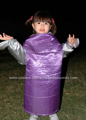 Monsters Inc. Costume