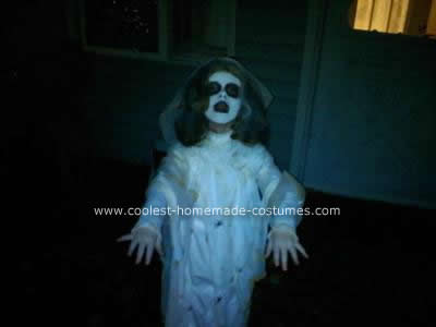 Mummy Bride Halloween Costume