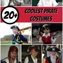 Coolest Pirate Costumes