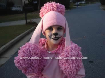 Poodle Costume