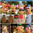 Potato Head Group Costume