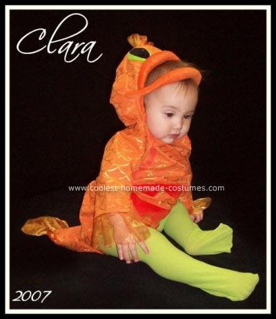 Pregnancy Costume