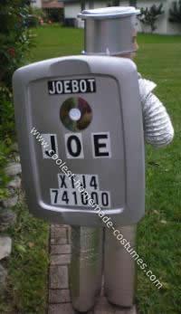 Robot Prime Costume
