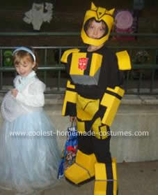Transformers Costume