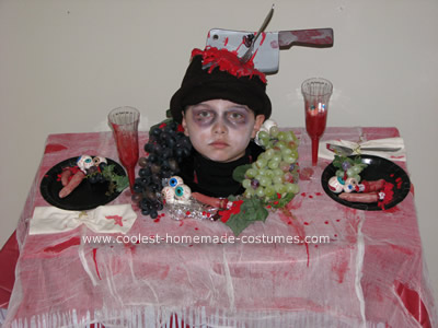Vampires Feast Costume