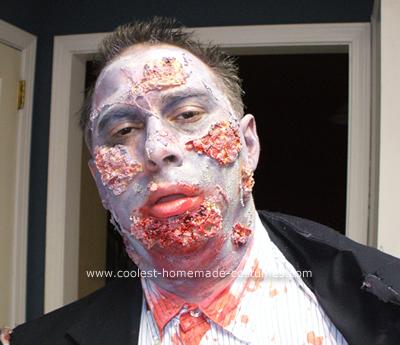 Zombie Dad Costume