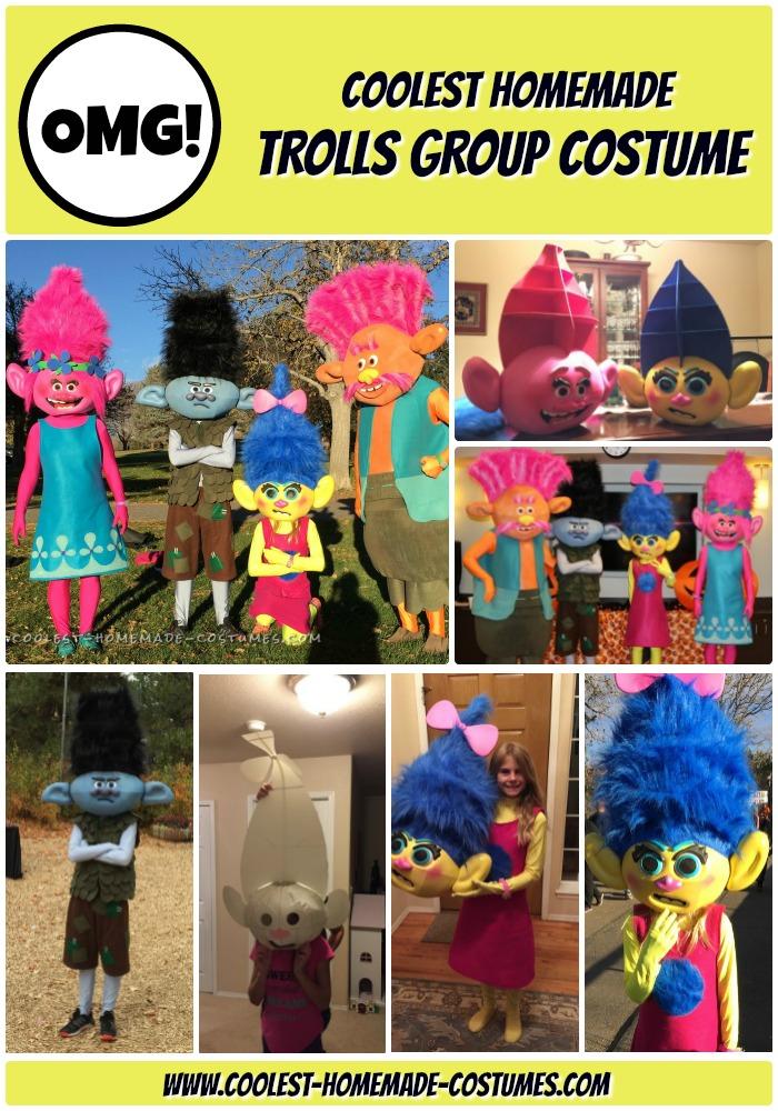 Coolest Trolls Costumes