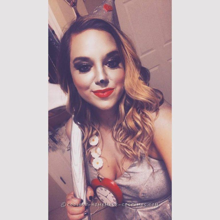 Easy TinWoman Costume