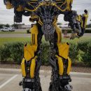 The Amazing 10' Bumblebee Costume