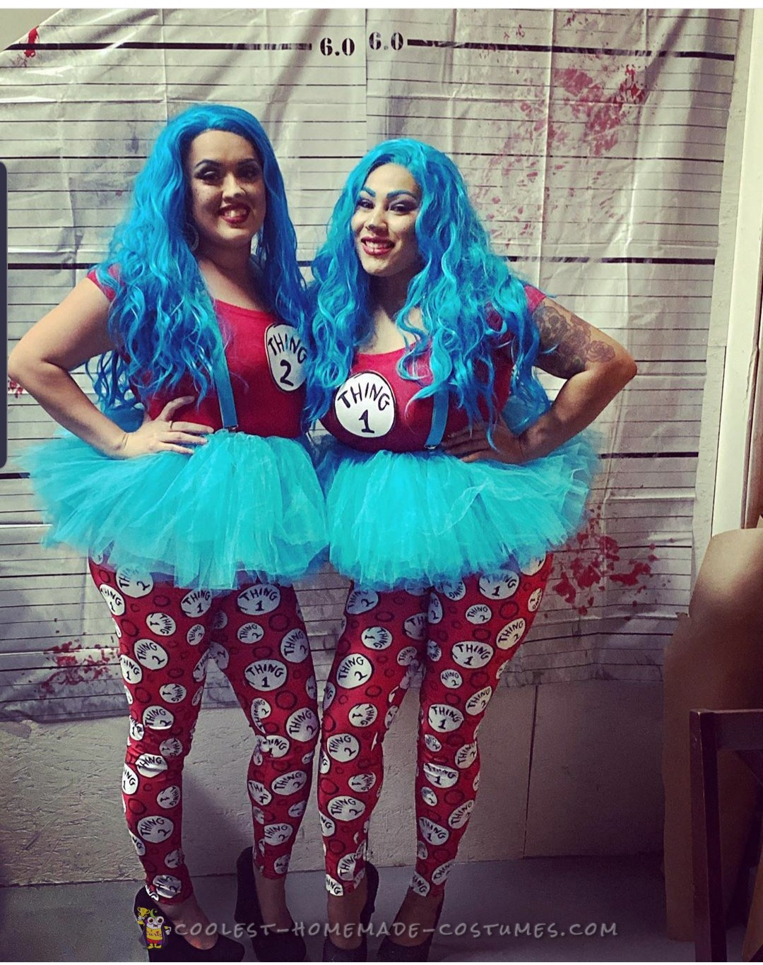 Thing1 and Thing2