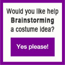 Awesome! Costume Ideas Brainstormer
