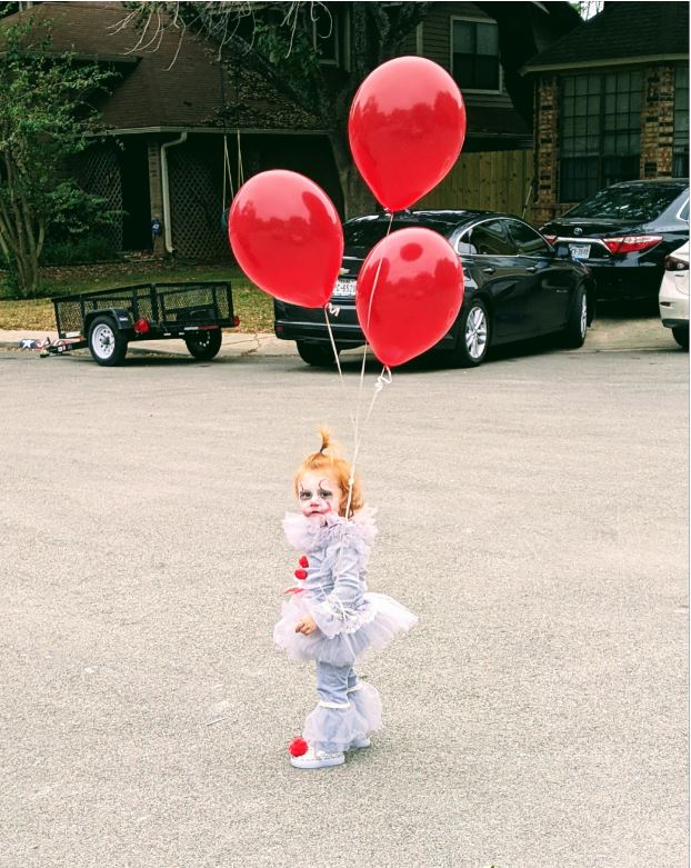 IT Pennywise and Georgie