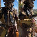 Texas Scarecrow