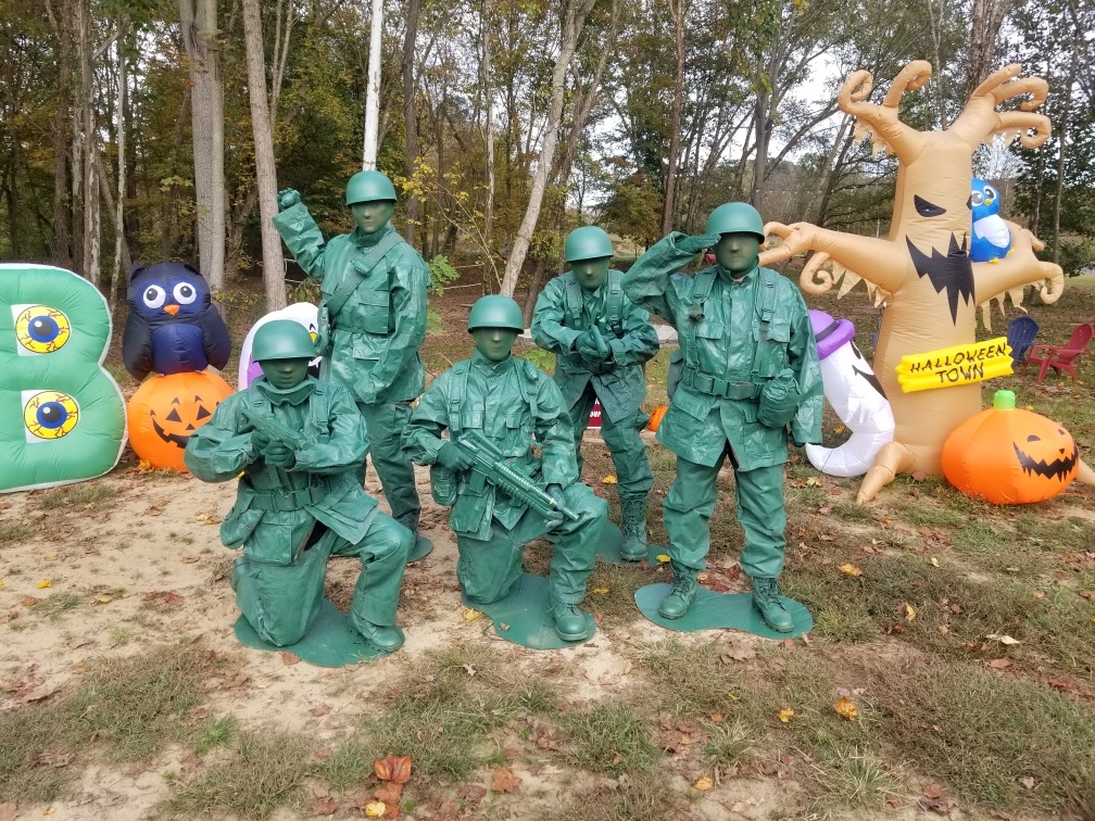toy Soldiers/Army men