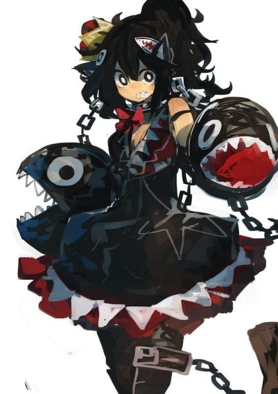 Chompette (Chain Chomp from Super Mario)
