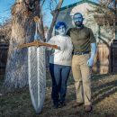 Onward Costumes! Laurel and Wildon Lightfoot