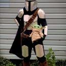 Cheap 'Mandalorian' Costume for Anyone!