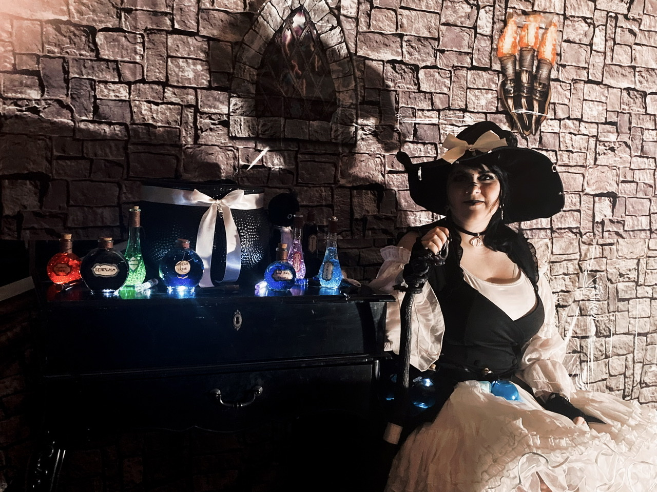 Sweet Witch Costume, Made By Autistic Creator